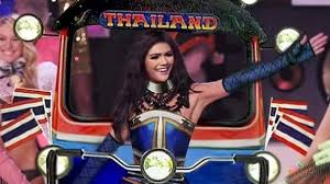 the tuk tuk dress from thailand u0027s streets to miss universe