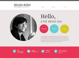 resume website template curriculum vitae template draw attention to your skills and