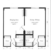 Ikea Small House Floor Plans by Interior Design 17 Studio House Plans Interior Designs