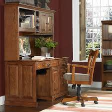 Wood Computer Desk With Hutch by Rustic Brown Wooden Computer Desk With Hutch And Drawers Complete
