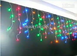 Large Hanging Outdoor Christmas Decorations by Christmas Decoration Hanging Lantern Light Bar Curtain Light