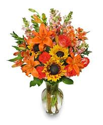 fall flower arrangements fall flower gala arrangement vase arrangements flower shop network