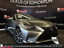 lexus rc price canada 2016 atomic silver lexus rc 350 awd f sport series 2 in depth