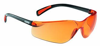 Blue Light Blocking Glasses Uvex Flash Black Orange Amazon Co Uk Sports U0026 Outdoors