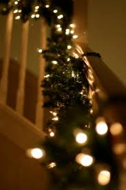 Banister Decorations Project Light Up Your Stairway Banister