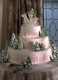 pan cake topper wedding winter wedding cake thepartyworks