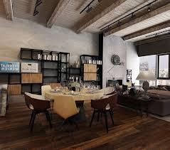 industrial home interior modern industrial home office decor warehouse interior design