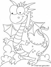 printable dragon tales cartoon network coloring pages printable
