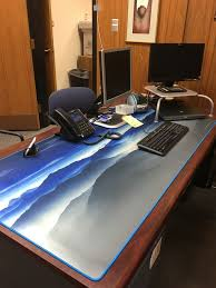 giant mouse pad for desk tour of about pad zilla mousepads the largest biggest best mouse