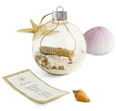 ornament favors engraved thank you message in an ornament hansonellis