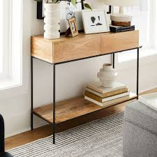 buffet sideboard cabinet storage kitchen hallway table industrial rustic industrial storage console