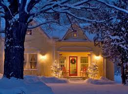 christmas houses christmas houses house