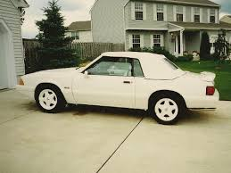 1993 mustang lx 5 0 white fox dedicated to documenting and preserving the