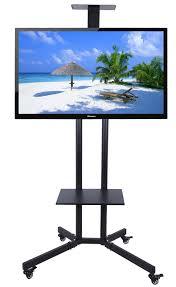 display tv 32 60 inch lcd led plasma tv mount floor display stand carts trolley