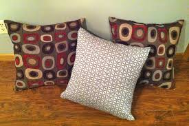 diy why spend more no sew pillow covers using glue