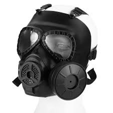 Halloween Costumes With Gas Mask by Airsoft Gas Mask Ebay