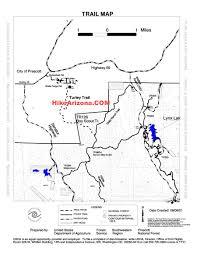 Bisbee Arizona Map by Boy Scout Trail 126 U2022 Hiking U2022 Arizona U2022 Hikearizona Com