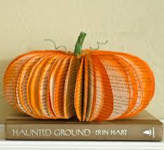 medium thanksgiving pumpkin decoration orange fall autumn and