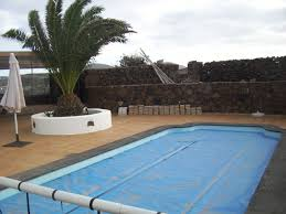 bungalow andreanof for 4p in tinajo with pool