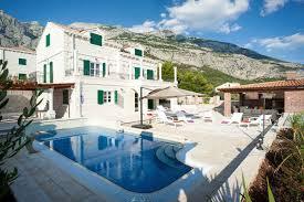 makarska villas with privat pool makarska holiday home
