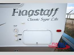 used 2009 forest river rv flagstaff classic super lite 829fkss