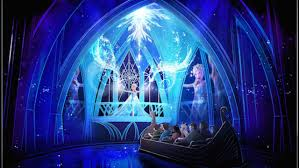 frozen after attraction set to open at epcot in june disney