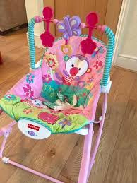 Infant Toddler Rocking Chair Fisher Price Rainforest Infant Toddler Rocker In Neath Neath