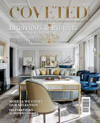 Interior Design Magazines by Best Spring Trends 2017 By The Best Hospitality Design Magazines