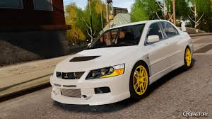 mitsubishi lancer evo modified mitsubishi lancer evolution ix gsr 2005 download cfgfactory