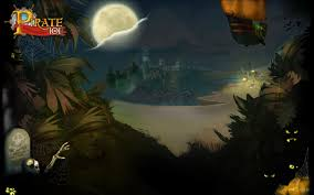 background halloween video holiday desktop background free downloads pirate101 online game