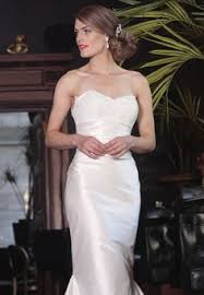 bridal shops edinburgh vintage sweetheart neckline strapless wedding dress