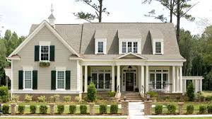 Southern Living Floorplans Exterior Color Southern Living Home Pictures Landing