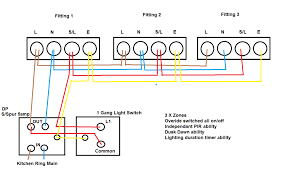 multiple dusk dawn pir security lights wiring question u0026 answer