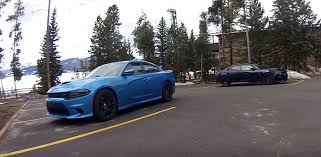 awd dodge charger is dodge testing an awd dodge charger hellcat autoevolution