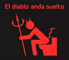Memes Del Diablo - funny xd el diablo anda suelto gracioso pinterest el diablo