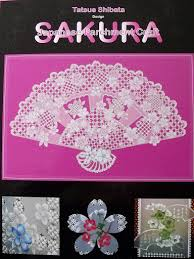 Japanese Language Of Flowers - sakura u2013 japanese parchment craft by tatsue shibata perfect
