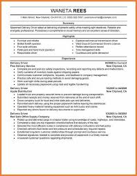 exle of a basic resume school driver resume sle paso evolist co