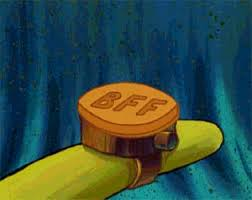what is a friendship ring spongebob gif hahaha products i spongebob