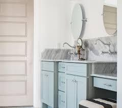 turquoise blue bathroom cabinets design ideas
