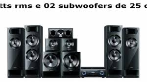sony home theater subwoofer novo sony muteki 2012 youtube