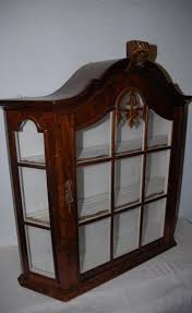 antique display cabinets with glass doors antique wall hanging cabinet dutch glazed stylized display images