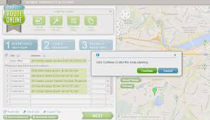 map usa route planner excel add in for planning routes myrouteonline