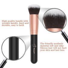 amazon com bestope makeup brushes premium cosmetic makeup brush