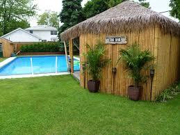 Tiki Backyard Designs by 117 Best Bamboo Backyards Images On Pinterest Backyards