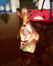 kangaroo ornament rainforest islands ferry