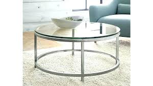 round coffee table and end tables glass coffee tables and end tables end coffee table makeover
