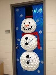 snowman door decorations snowman door decoration ideas diy ideas