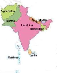 south asia countries map south asia map south asia south asia map