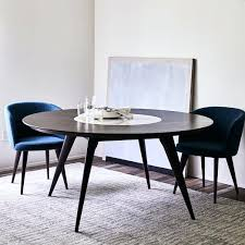 round table with lazy susan built in round dining room table with lazy susan nhmrc2017 com