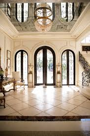 uplifting mediterranean entry hall designs that will welcome you home